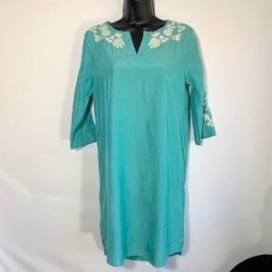 Gently used shirt dress/tunic by Ya Los Angeles